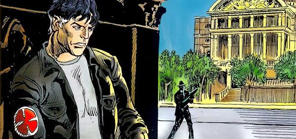 Strip junaci MisterNo